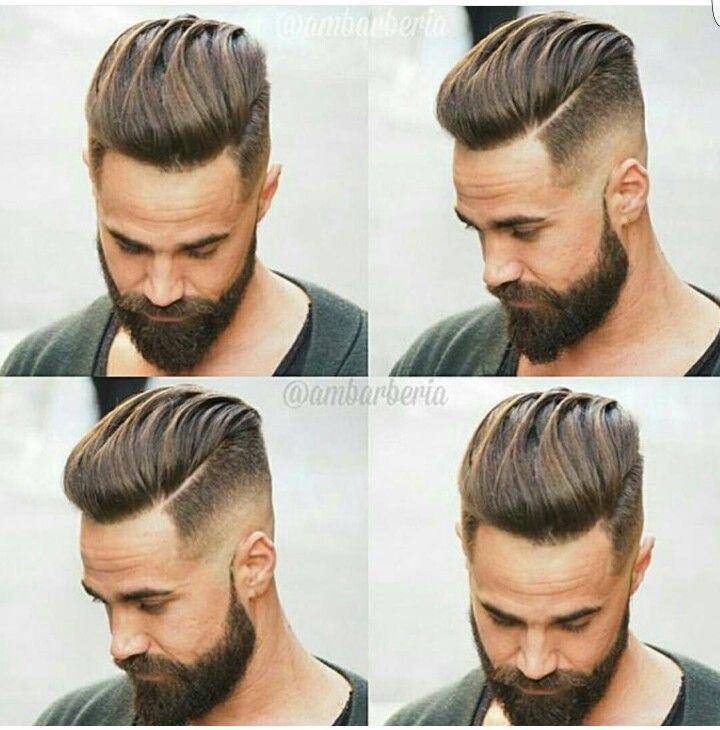 Mens hair...