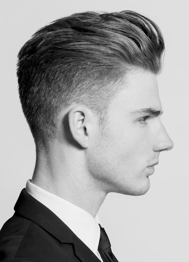 Model: Thomas Davenport Edgy: attention to nose and angles/dimensions of models ...
