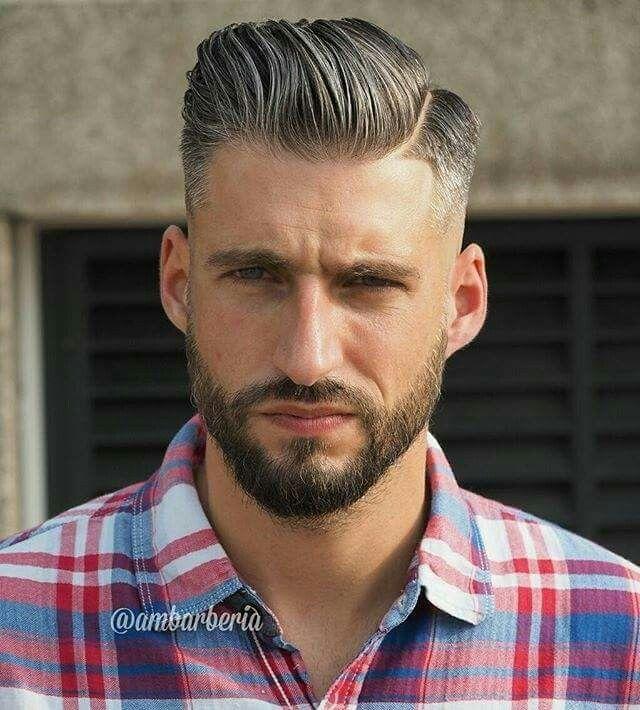 Nice and clean hair cut....