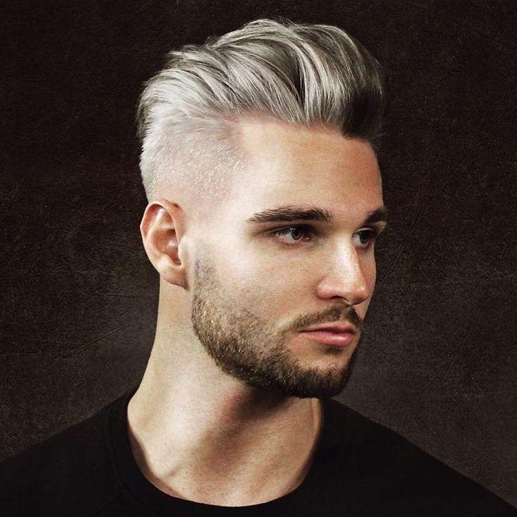 Pompadour Haircuts www.menshairstyle... #menshair #popularmenshaircuts #pompadou...