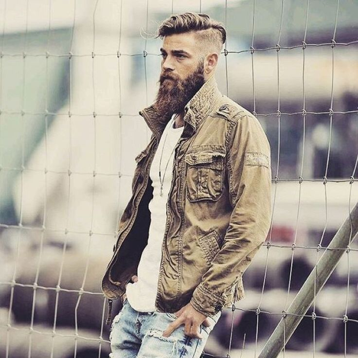 Some of the best beard styles, humor, and bearded men on Instagram! #beards #bea...