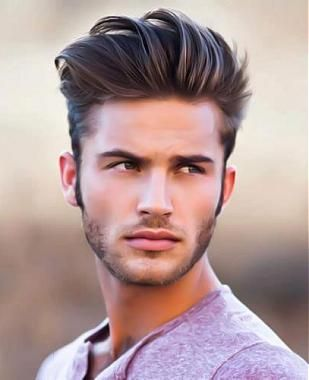 Summer hairstyle for men....