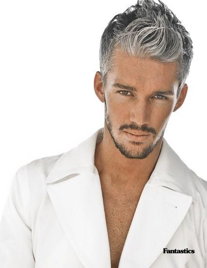 Tyler Martin, grooming - Christina Silvia, photography - Scott Teitler Hair News...