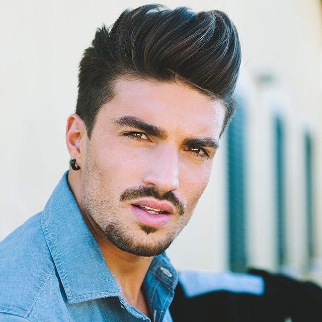 Use #HairMenStyle: Mariano Di Vaio ✂️| SnapChat: HairMenStyle...
