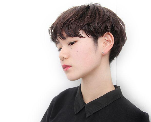 髪型 ヘアスタイル...