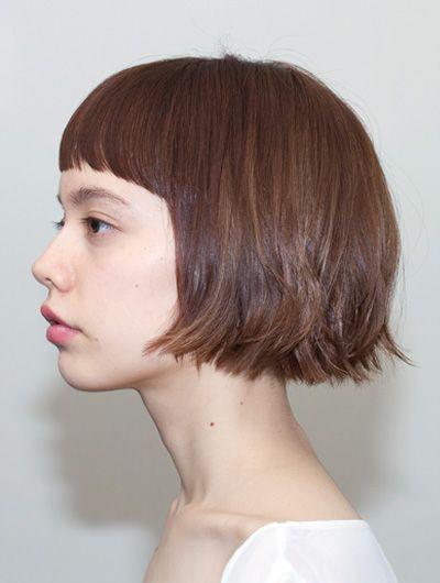 DaB | hair salon at omotesando daikanyama - STYLE 25 STYLE:BOB...