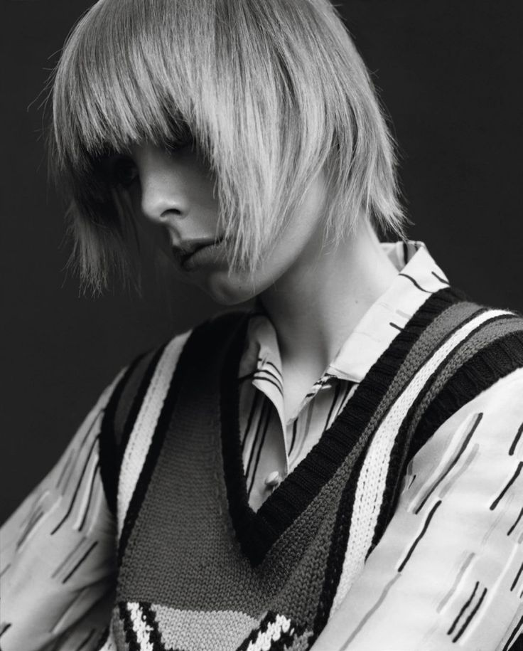 Edie Campbell by Harley Weir for Vogue Paris March 2016 2...