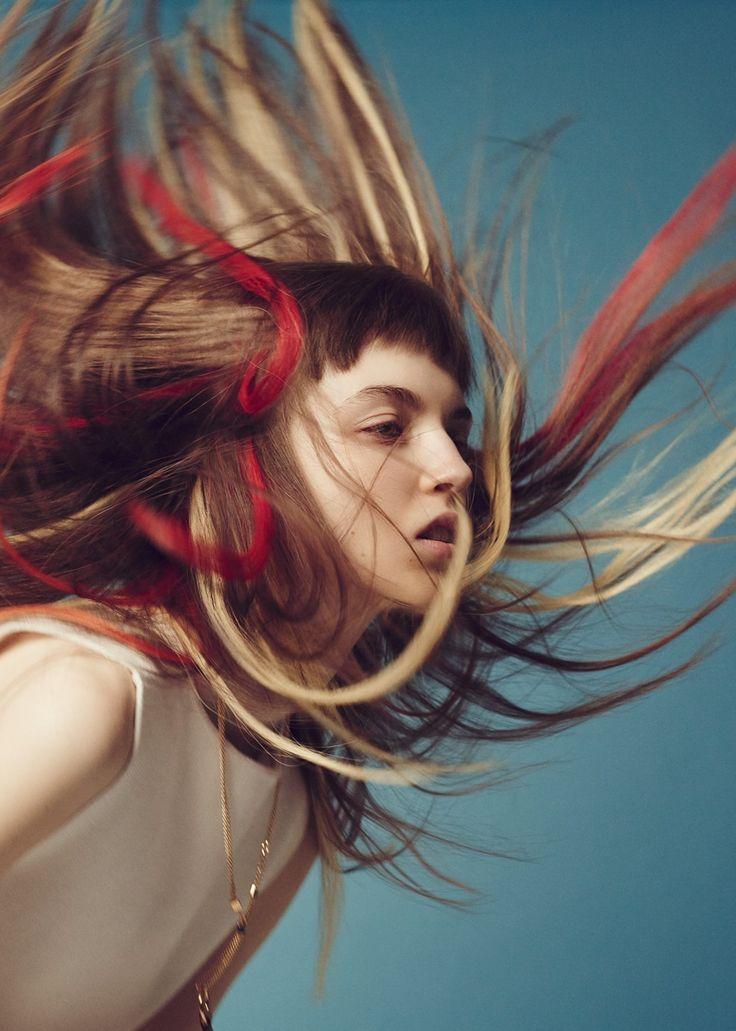Vogue Japan May 2017 Alanna Arrington Maria Clara by Jem Mitchell...