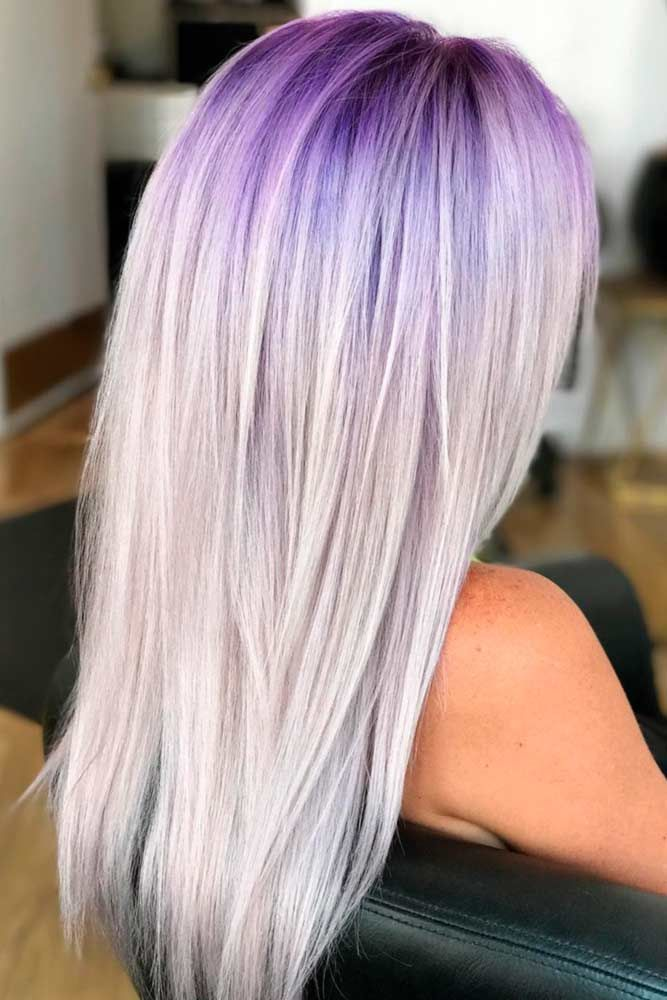 Grey hair is making quite a comeback. Thanks to celebs who rock the grey trend, ...