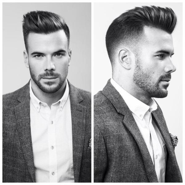 Men's hairstyles...