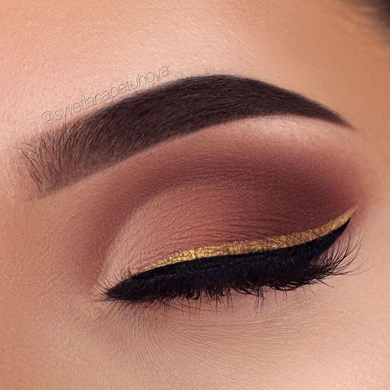 Step-By-Step Tutorial On How To Blend Eyeshadows Perfectly...