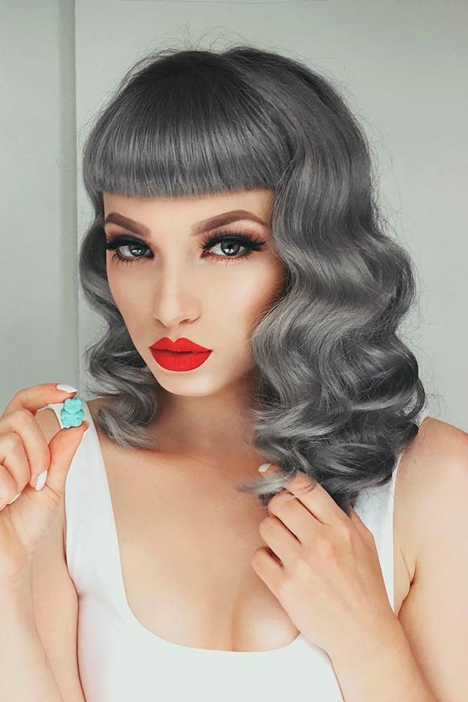 If you are naturally going gray, you can now embrace and enhance your hair color...