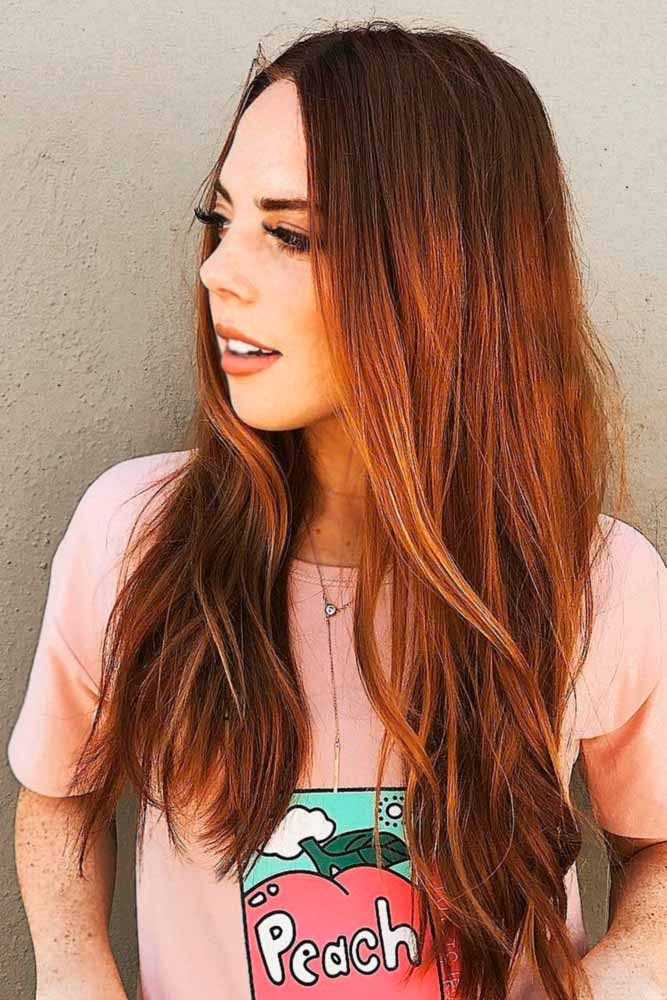 Auburn hair is stunning, but choosing the exact shade and style is the key to go...