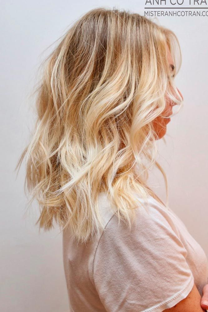 Blonde hair colors will never go out of style. Be like Shakira or Madonna, and e...