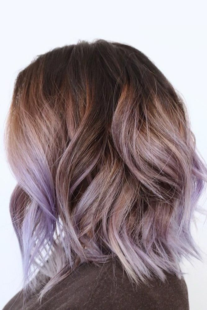Highlights make your hairstyle more interesting and give it a somewhat edgier fl...