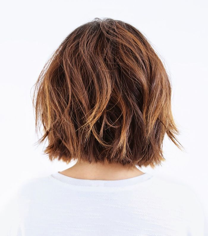 These are the chicest, most flattering, best hair colors for short hair, accordi...