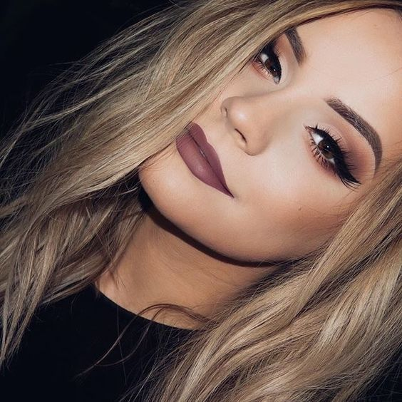 Phenomenal 73 Matte Makeup Ideas That You Must Try www.fashiotopia.c... Do not p...