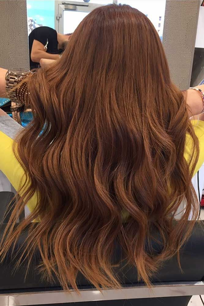 We have chosen the most popular hair colors for you to rock this winter. Add som...