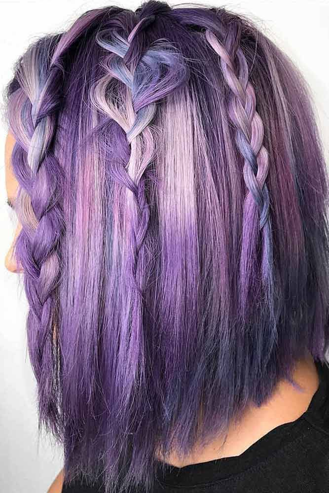 Pastel hair colors were supposed to be something extraordinary a few years ago, ...