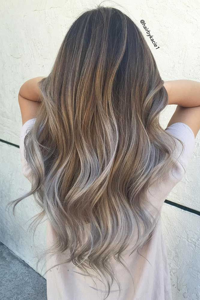 The number of shades for brown haired beauties is literally infinite, starting f...