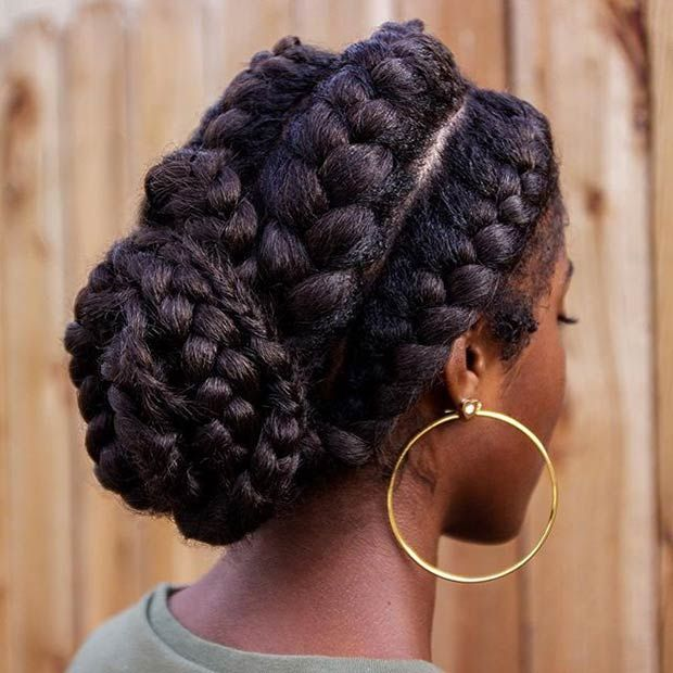 4 Fuss-Free Vacation Hairstyles For Natural Hair...