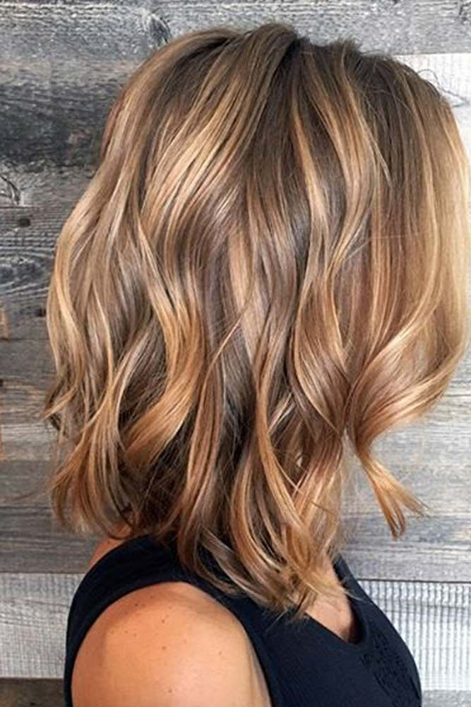 Balayage Hair Color Ideas in Brown to Caramel Tones ★ See more: lovehairst...