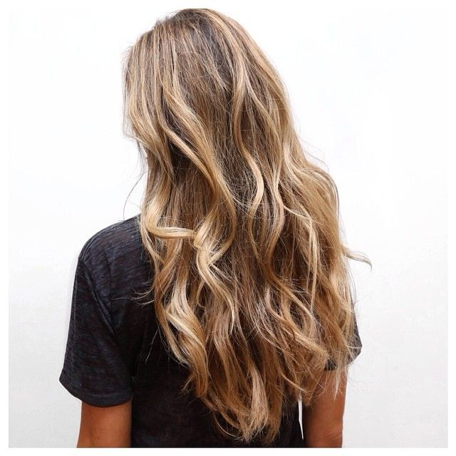 Beachy waves are our favorite! But sun and salt water can be extremely drying an...