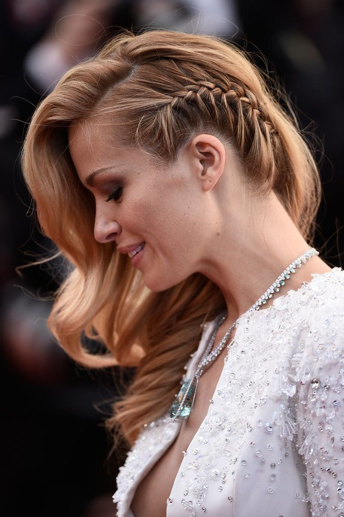 Celebrity Hair and Makeup at Cannes Film Festival 2015 | POPSUGAR Beauty...