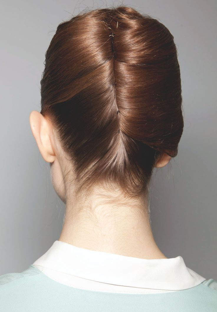 cool french twist~