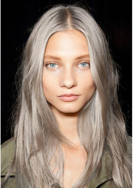 hair dye no more ...