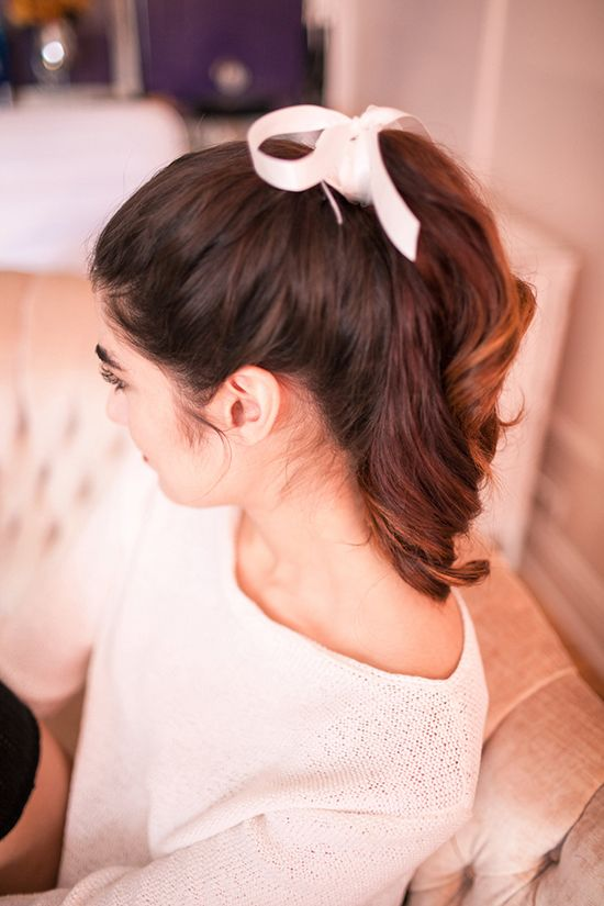 How-to : The Parisian Ponytail :: This is Glamorous