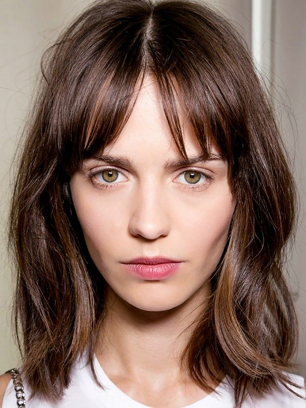 How to win any battle with unruly bangs. via Byrdie Beauty