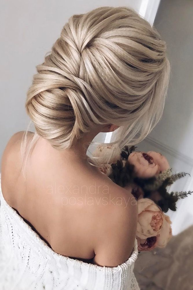 Most Outstanding Wedding Updos For Long Hair ❤ See more: www.weddingforwar... ...
