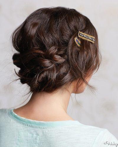 Romantic Braids - Hair Dos Pull - 7 - The Frisky