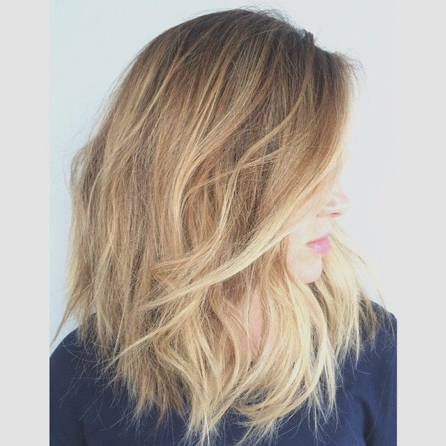 Salon KC. Color and Cut. Movement//blend #hairbyerikjohn on @theflannelmoose