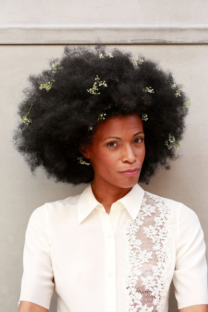 The Models at Tracy Reese Served All The Natural Hair Inspo...