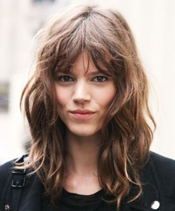 The modern shag (aka the swag) is the cool-girl hairstyle you need to try...