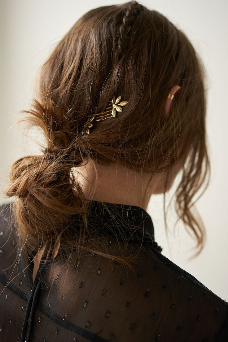 Urban Outfitters - Blog - Tips + Tricks: Undone Hair with Allison Logsdon...
