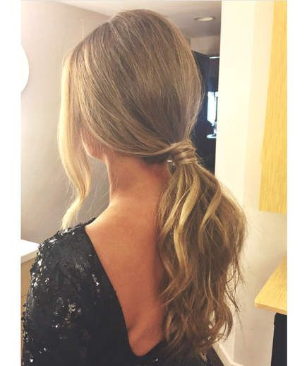 Wrapped Ponytail | Stay cool and maintain that chic style with these fresh takes...