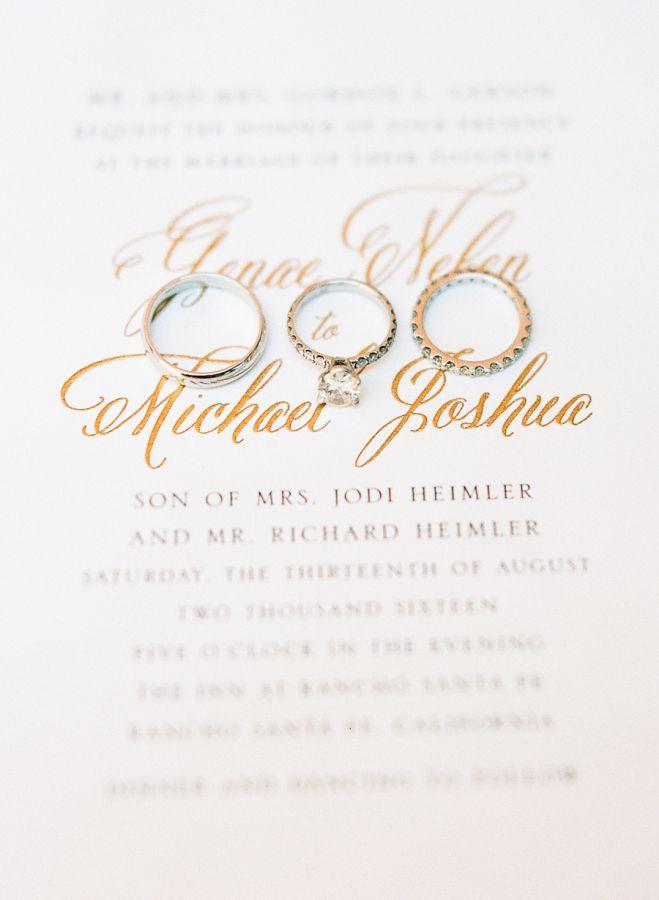 Diamond engagement ring: www.stylemepretty... Photography: Erica Schneider - eri...