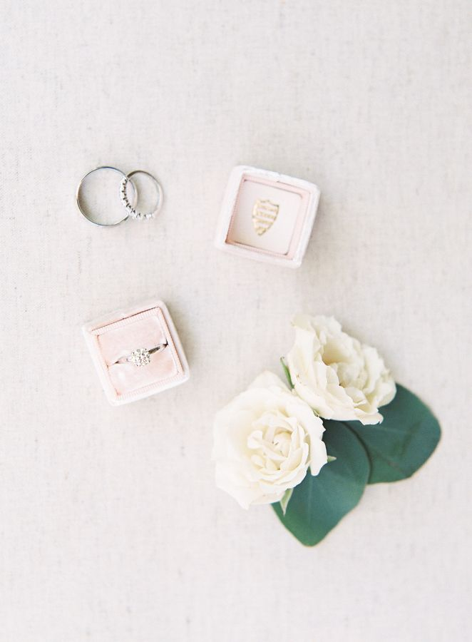 Diamond engagement ring: www.stylemepretty... Photography: Kristina Adams - www....