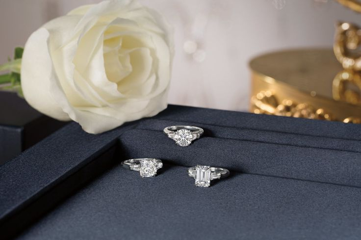 """Harry Winston is here to help you find """"the one"""