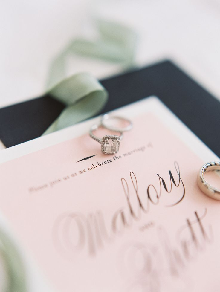 Hello diamond! Stunning cushion cut with diamond halo ring. Photography : Becca ...
