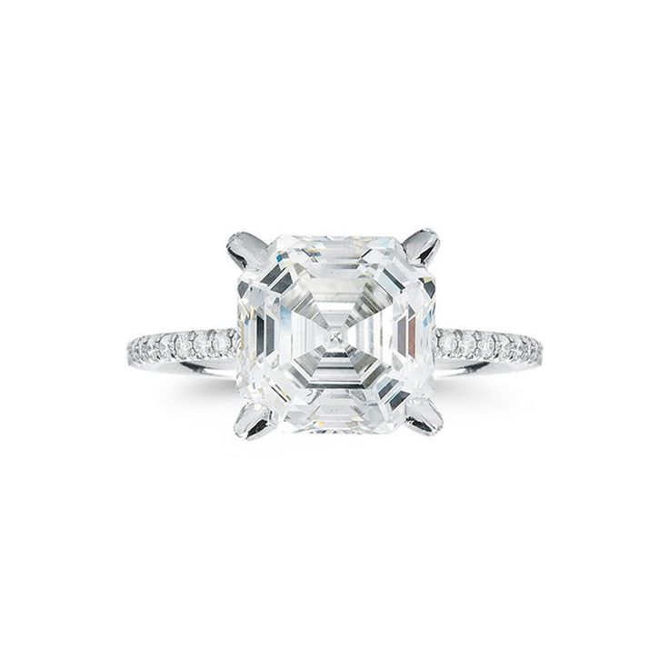 Marisa Perry Robin Setting engagement ring: www.stylemepretty...