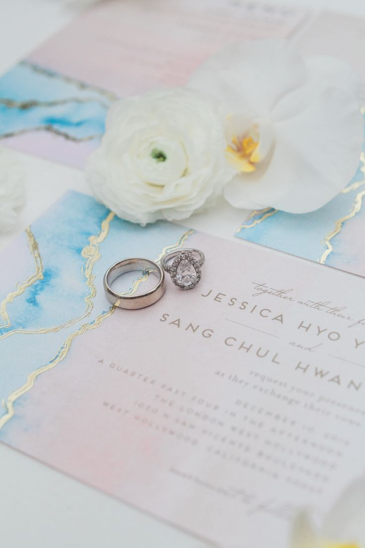 Pear-cut engagement ring: Photography: Natalie Bray Studios - nataliebray.com   ...