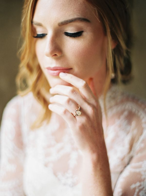 Shine up your ring: www.stylemepretty... Photography: Perry Vaile - www.perryvai...
