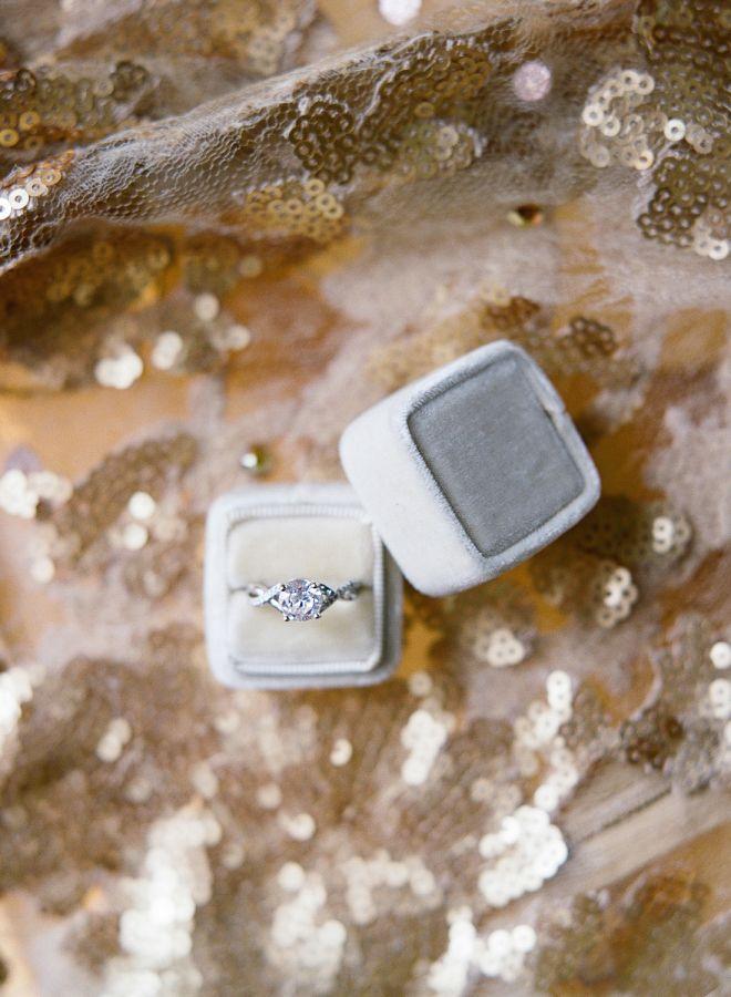 Stunning diamond ring: www.stylemepretty... Photography: Audra Wrisley - audrawr...