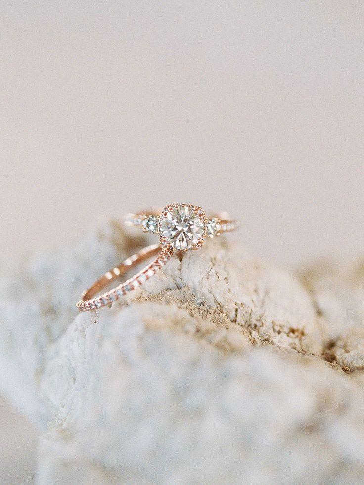 Stunning gold engagement ring: Beautiful Multi Cultural Dallas Wedding...