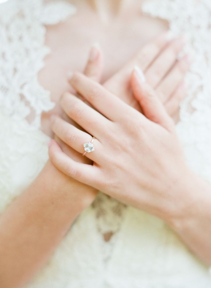 Unique diamond ring: Photography : Sophie Epton Photography | Event Planning : H...