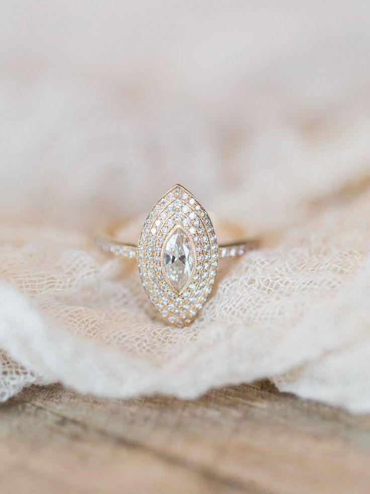 Unique engagement ring: Photography: Ashley Slater Photography - ashleyslaterpho...